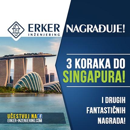 Putovanje u Singapur