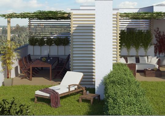 Zelene terase