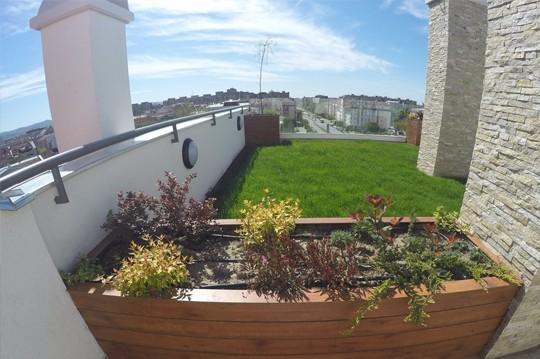 Erker inženjering - Zeleni krovovi