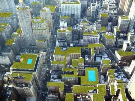 Zeleni krovovi u Torontu