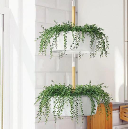 2. mesto - viseći stalak za začinsko bilje i puzavice