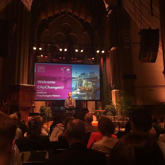 Urban Future Global, Oslo, Maj 2019