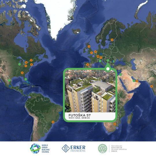 Atlas Zelene arhitekture SVETSKOG SAVETA ZELENE GRADNJE