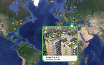 Futoška 57: Globalno reprezentativan primer zelene gradnje